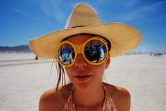 cool sun glasses (lomokev) Tags: portrait hat sunglasses female canon sand desert burningman blackrockcity dust polarizer cowboyhat eos1 circularpolarizer blackrock burningman2005 blackrocksands replaced top20peoplephotos canonef2035mmf3545usm file:name=bm2005eosh14hps submittedtojpg rota:type=showall rota:type=accessories rota:type=portraits work:tag=bhcctalk