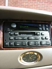 Time to Leave Work (Old Shoe Woman) Tags: usa georgia southgeorgia dilosep05 clock car radio time dilosept05