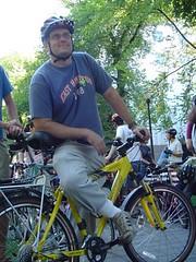 Gareth Parker memorial ride