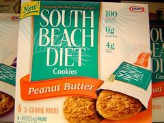 South Beach Diet cookies