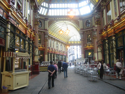 Ledenhall Market