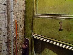 Behind The Green Door #1 (4BlueEyes Pete Williamson) Tags: door toronto green texture topv111 1 topv555 topv333 urbandecay topv1111 topv444 topv222 textures topv portal peelingpaint topv666 crackedpaint 4blueeyes behindthegreendoor topv300 urfavdoor linsmoretavern i500 rank188
