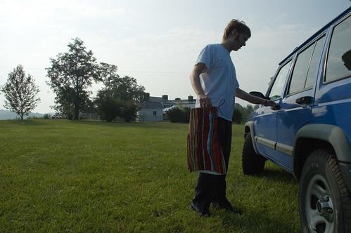 puke shorts