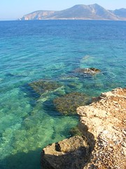Nice Snorkeling Cove in Koufonissi (ARKNTINA) Tags: island europe hellas greece cyclades cycladicislands backislands keros koufonissi random6 gr05