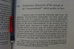 Crisis (Idiolector) Tags: bloomington page philosophy text mechanicalpencil transcendental husserl kant descartes bic