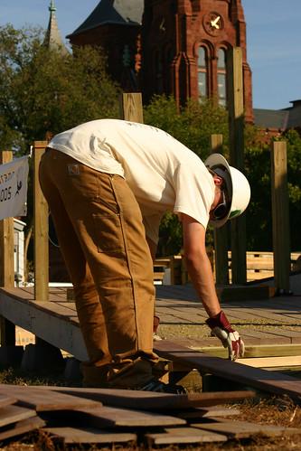 solardecathlon menatwork constructionworkers nationalmall carhartt pants