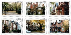 Victorian Toronto - stamps