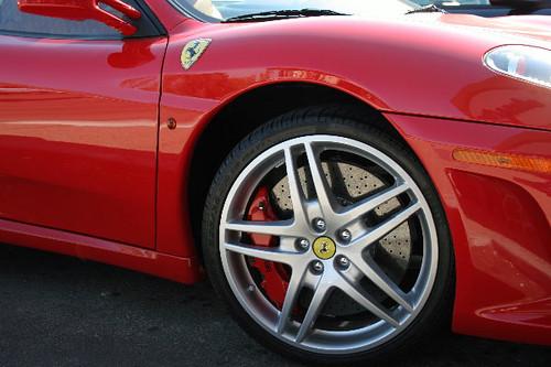 Ferrari F430, rims