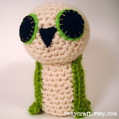 owl (Roxycraft) Tags: amigurumi softies plush mos crochet handmade