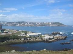 Coruña - by vorjales
