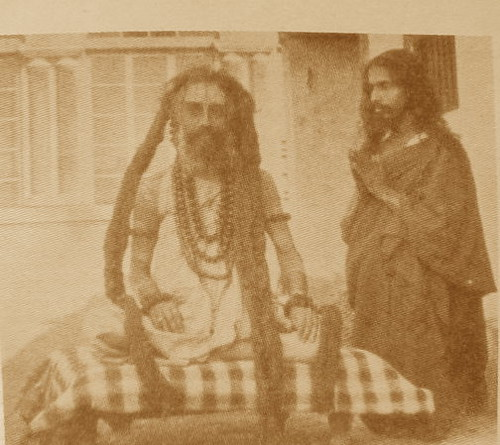 Yoga Master Srimat Kuladananda Brahmachary