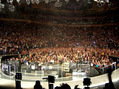 u2 madison square garden - U2 At Madison Square Garden
