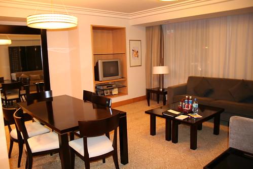 Hotel Ascott Beijing: part of my