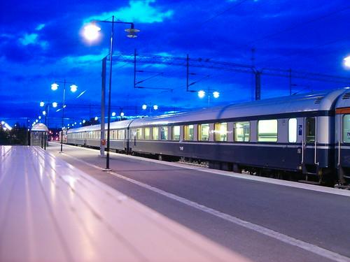 HPIM3355. Yöjuna Mikkelissä