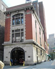 Ghostbuster Firehouse by Craft*ology, on Flickr