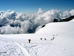 Colle del Breithorn (kenyai) Tags: montagna mountain breithorn 4000 altamontagna alpinismo monterosa valdaosta alps alpi