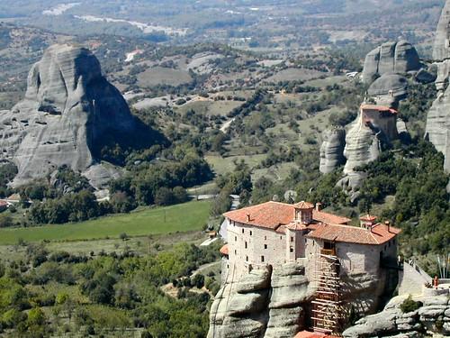 Meteora Monastiria