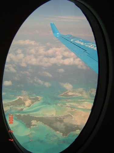 on the way to the bahamas