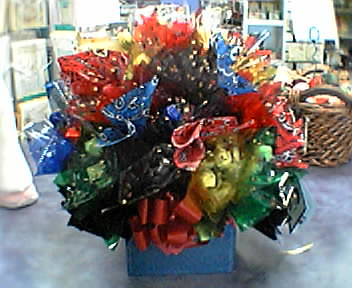 Western Candy Bouquet