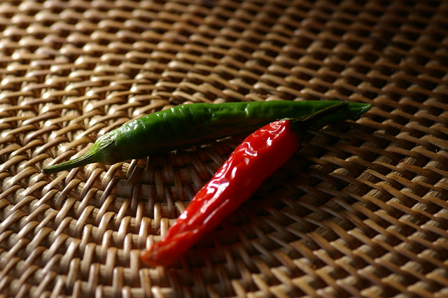 Korean Chili Pepper / 韓国唐辛子