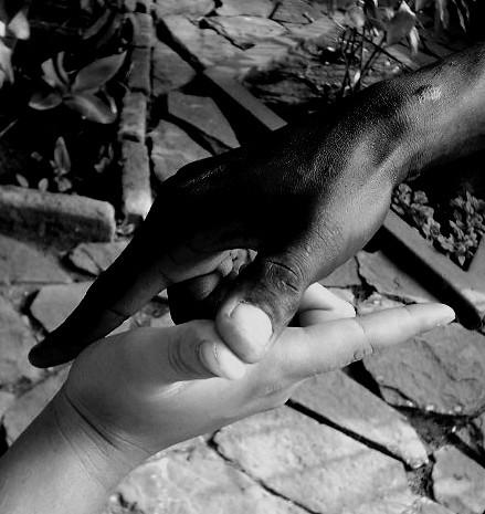 Maputo Handshake by ElektraCute.
