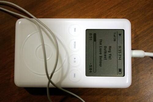 iPod: Hey Ya!