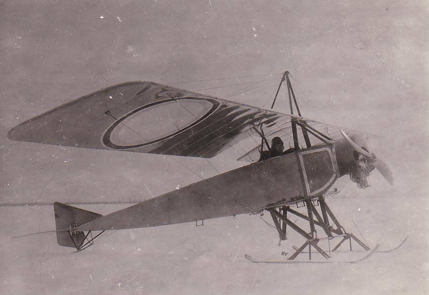 Russian plane WWI.
