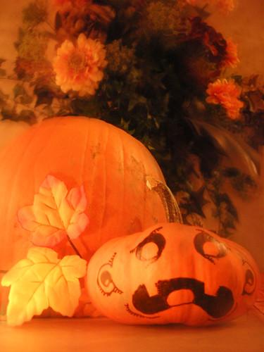 spooOOooky halloween pumpkins