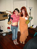 Ginger and Mary Ann couple costume