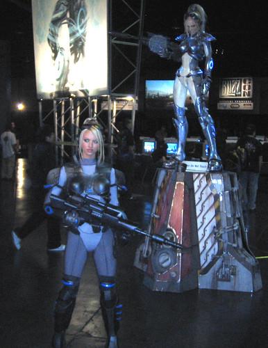 Blizzcon 2005 - StarCraft Ghost