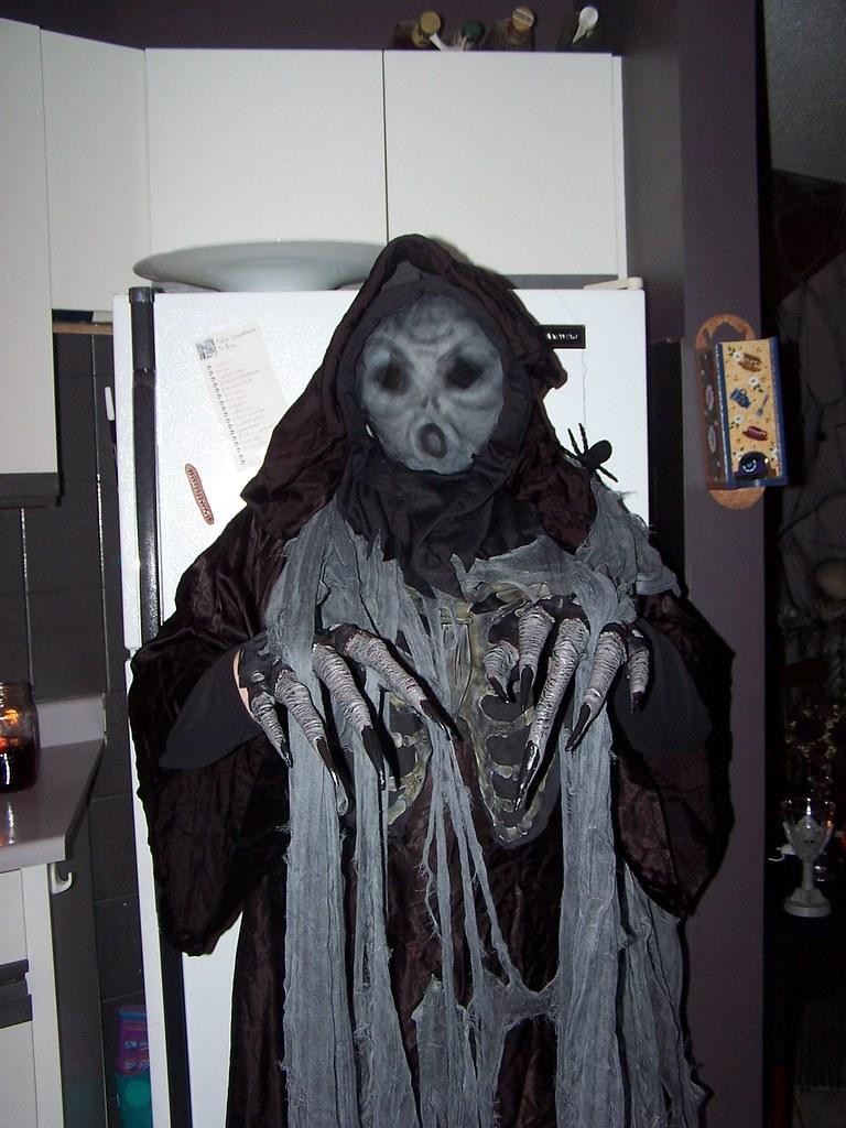 katie as a dementor halloween 05 obleek tags halloween dementor costume