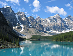 Moraine Lake (jauderho) Tags: blue t