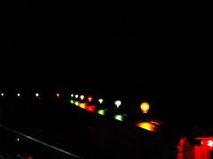 Festoon Lights (Catching Magic) Tags: light pub party festoon colour mc05negativespace mc05 night tiraudan