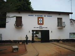 Fort and museum in Ouidah