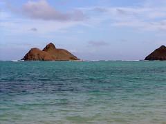 #140 Mokulua Islands from Lanikai (Nemo's great uncle) Tags: geotagged hawaii  oahu  hi lanikai mokuluaislands mokulua geo:lat=213892855 geo:lon=15770235530000002