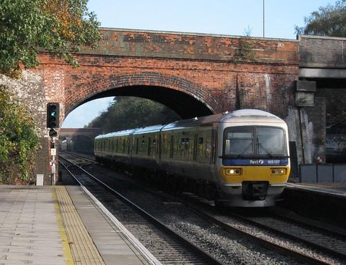 Twyford station
