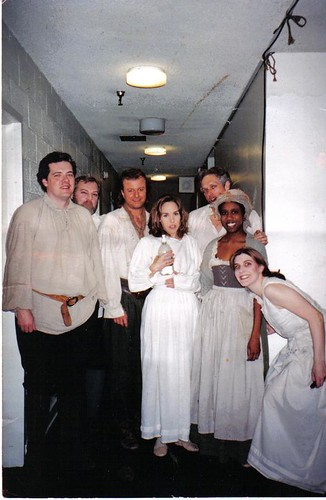 Backstage '96
