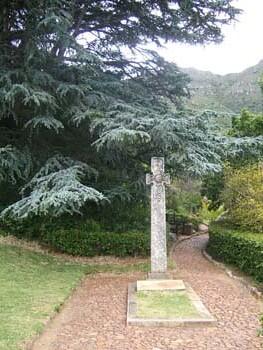 Pearson's grave