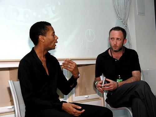 Philip Sherburne with Jeff Mills