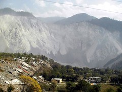 Dusty Air (Edge of Space) Tags: kamsar muzaffarabad kashmir pakistan earthquake