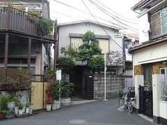 Residential area (Silly Jilly) Tags: nippori japan tokyo