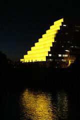 Ziggurat (Hey Paul) Tags: ziggurat sacramento night river water