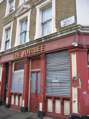 The Jubilee (Dan K ) Tags: 2005 london pub disused hackney pubs derelict clapton e5 deadpubs