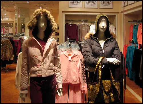 Scary Mannequins