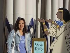 open daily (mysticazian04) Tags: egypt pyramid nefartiti tombs hammurabi musuem