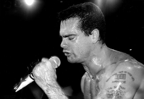 Henry Rollins 5 Rollins croons and