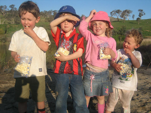 Fun Kids Day On the Murrumbidgee River