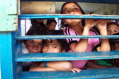 Tinaytayan school children. (Brendio) Tags: school window children interestingness room philippines class mindanao tinaytayan mindanaoisland