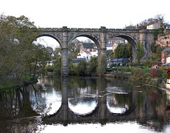 Knaresborough Bridge (JuanJ) Tags: bridge england 15fav art apple photoshop macintosh landscape lumix interestingness mac cs2 unitedkingdom yorkshire panasonic eruope knaresborough fz northyorkshire fz30 explore20nov05 interestingness312 i500 judgementday38