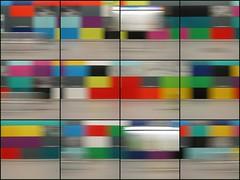 Georg Brauchle Mosaic (FloSchMUC) Tags: 1025fav underground subway munich mnchen bayern bavaria fdsflickrtoys publictransportation metro mosaic 100v10f ubahn mvv mvg georgbrauchlering ubahnmnchen effpunkt ubadge floschmuc flosch ubahnmuenchen:line=1 ubahnmuenchen:station=gb